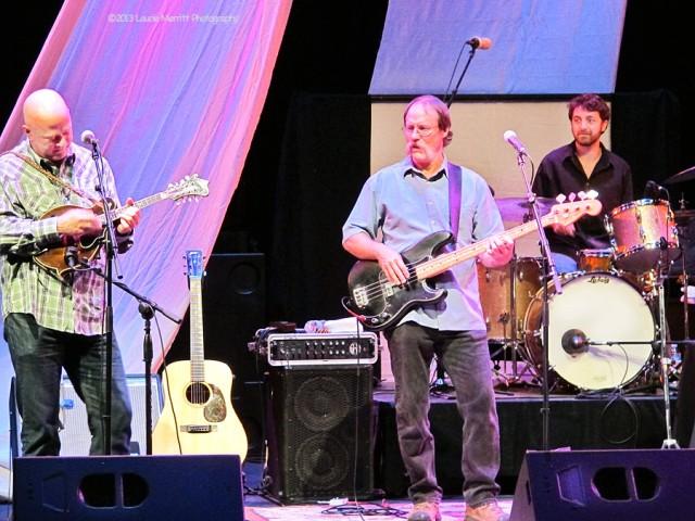 L to R: Mark Cosgrove, Butch Amiot, Josh Kanusky